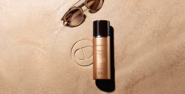Dior Bronze Beautifying Protective Oil Sublime Glow SPF15 от Dior