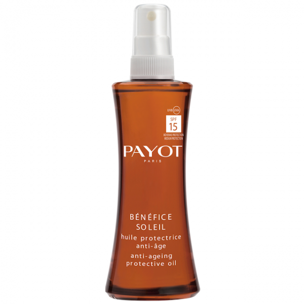Benefice Soleil Anti-Ageing Protective Oil SPF 15 от Payot