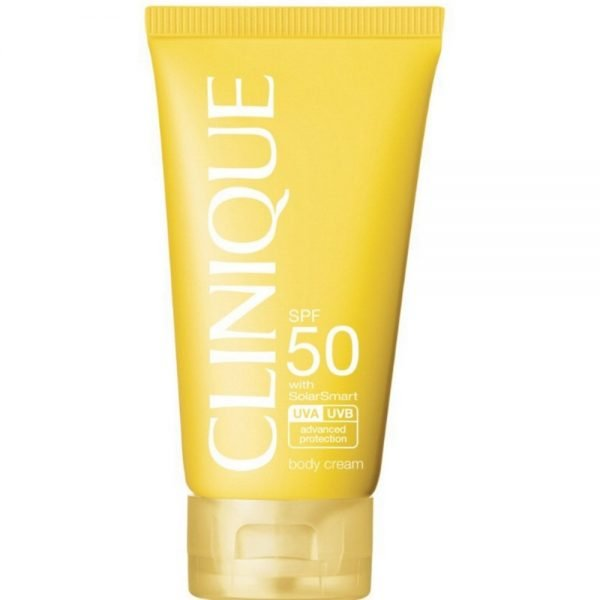 Clinique, Body cream SPF50 with Solar Smart
