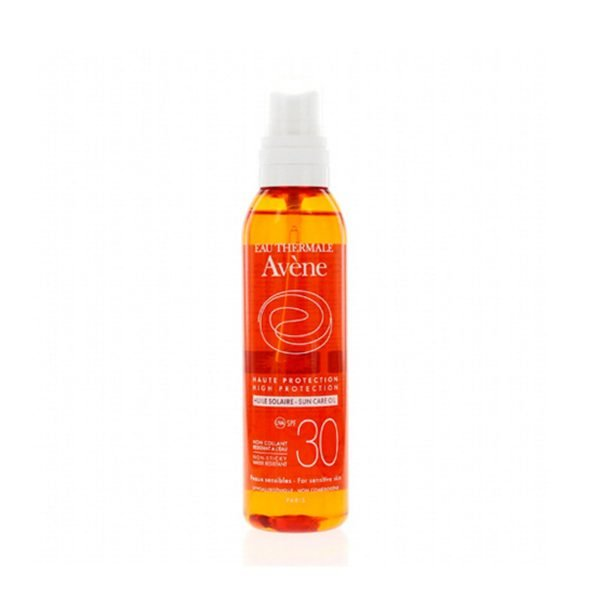 Avene, Suncare High Protection Sun Care Oil