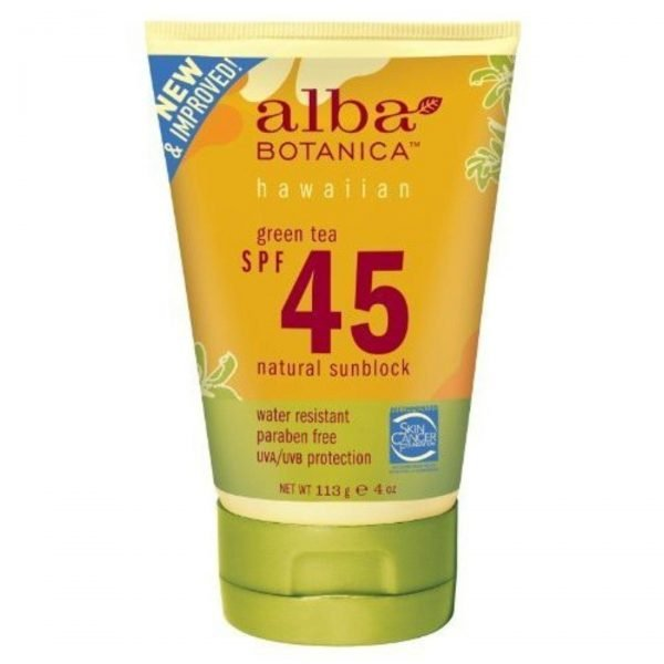 Alba Botanica, Natural Hawaiian Sunscreen