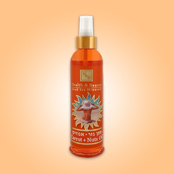 SPA Carrot + Nuts Oil от Health & Beauty