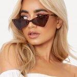 Солнцезащитные очки-бабочки