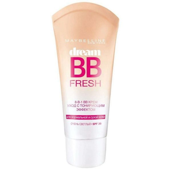 BB крем Dream Fresh SPF 30 от Maybelline