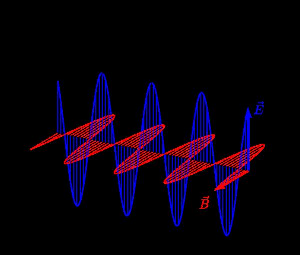 Колебания световых волн