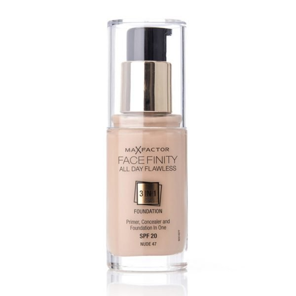 Max Factor Тональный крем Facefinity All Day Flawless 3-in-1 SPF 25