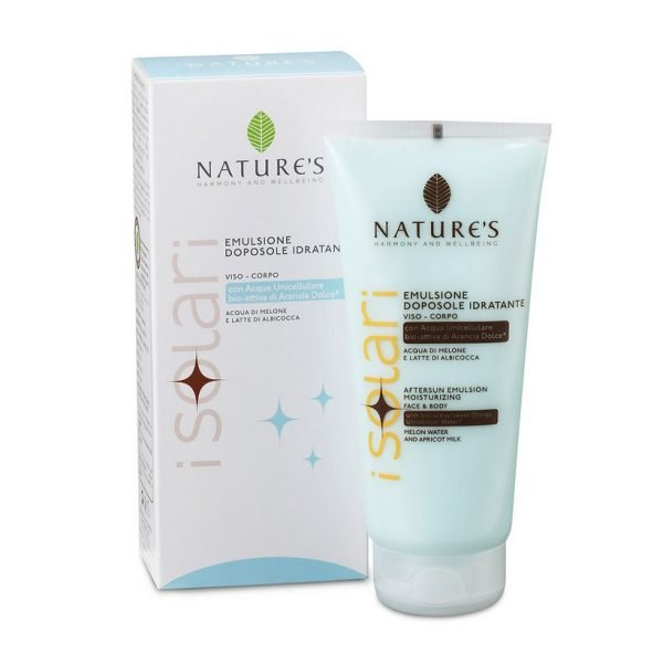 After Sun Emulsion Moisturizing Face & Body от Nature's