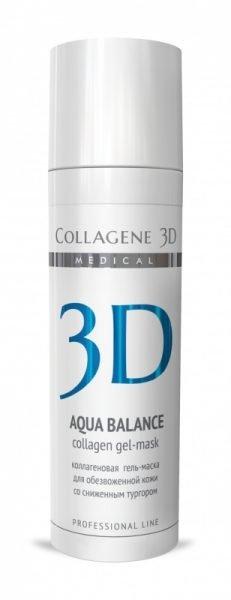 Aqua-Balance Collagen Gel-Mask от Medical Collagen 3D