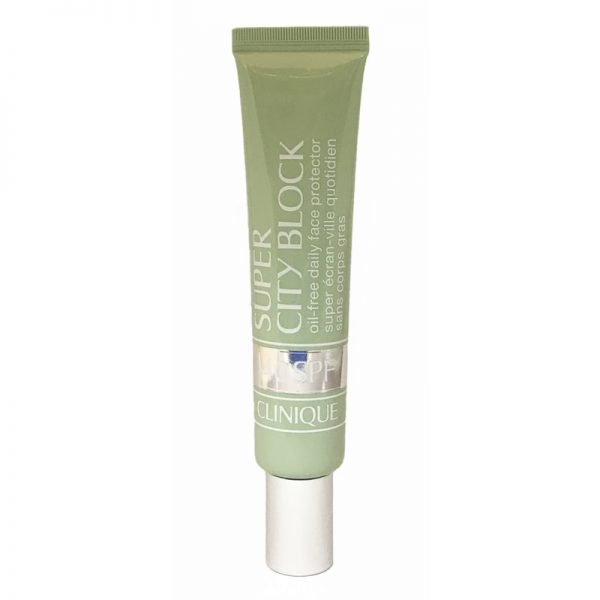 Clinique, Super City Block Oil-Free Daily Face Protector SPF 40