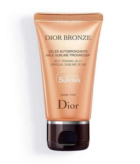 Dior Bronze Self-Tanning Jelly Gradual Sublime Glow от Dior