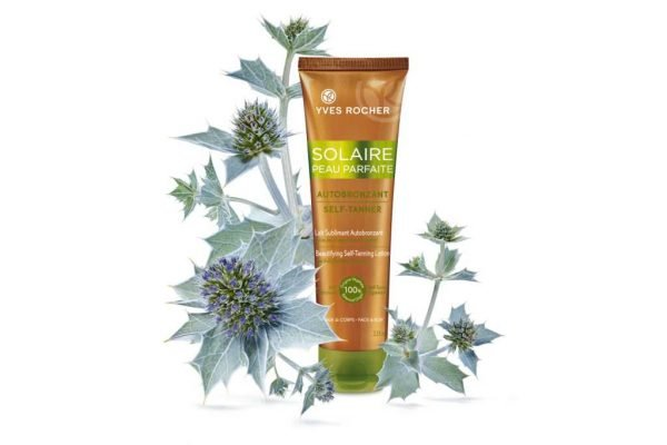 Beautifying Self-Tanning Lotion Solair Peau Parfaite от Yves Rocher