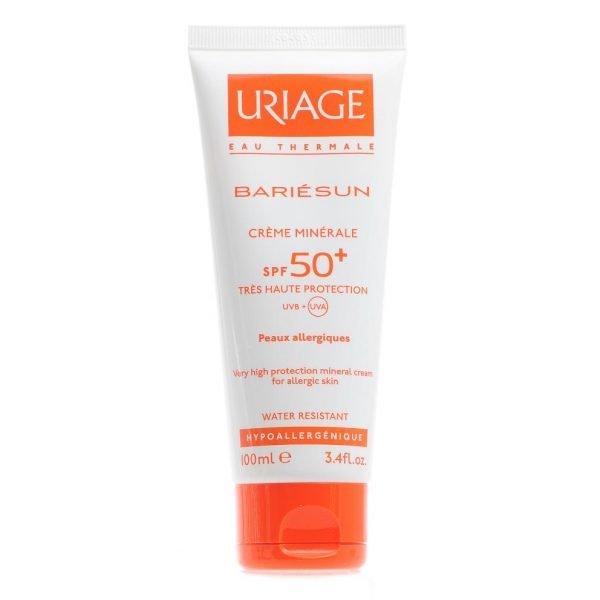 Bariésun Crème Minérale SPF50+ от Uriage