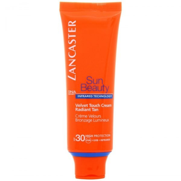 Sun Beauty Care Velvet Touch Cream Radiant Tan SPF30 от Lancaster