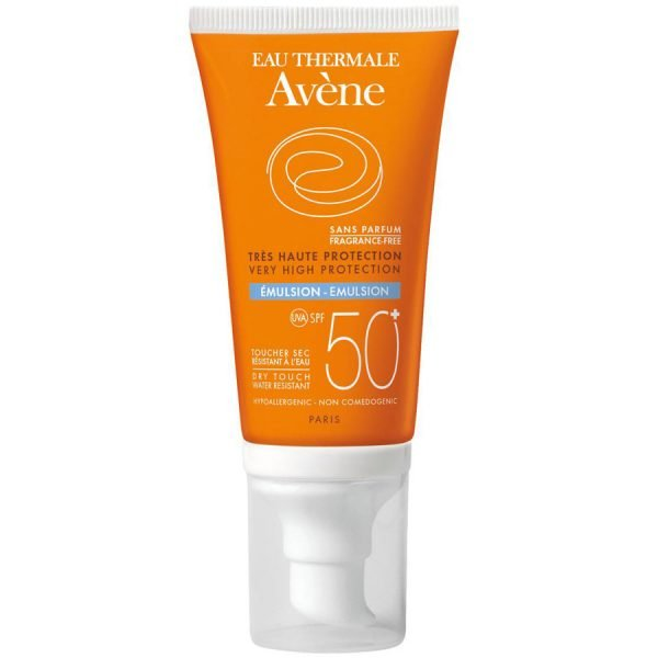 Эмульсия Eau thermale Avène SPF50+