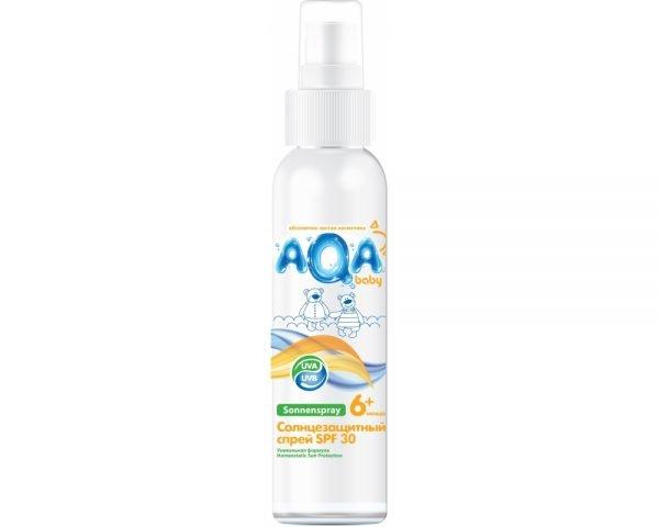 AQA baby Солнцезащитный спрей