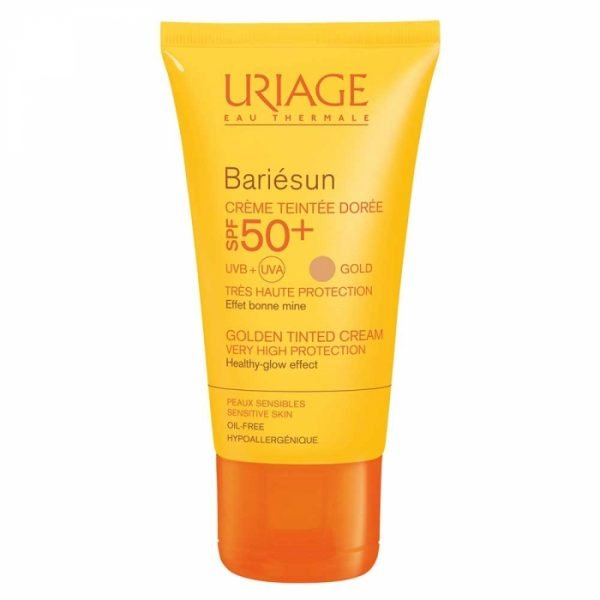 Uriage, Bariesun Gold tinted cream SPF50+