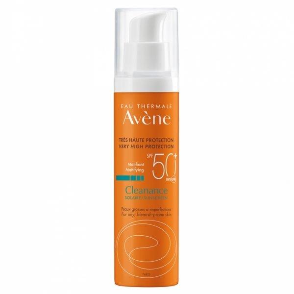 Avène, Solaires Emulsion SPF 50+