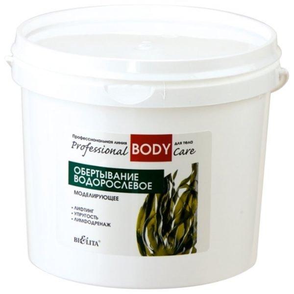 Belita Professional Body Care, «Обёртывание водорослевое моделирующее»