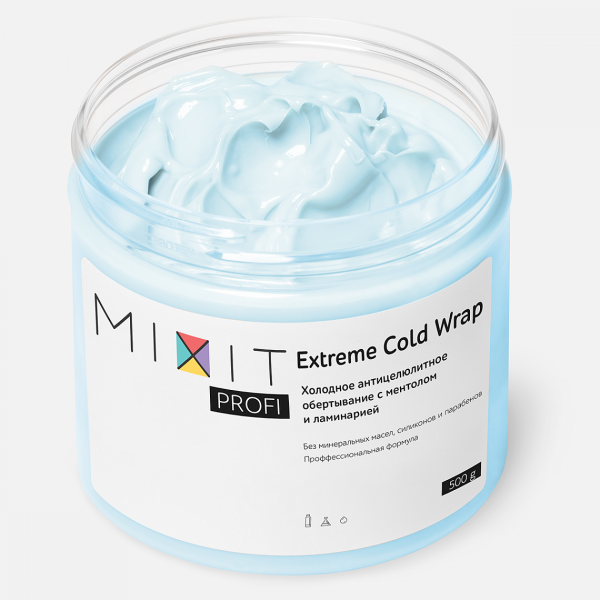 Mixit, Extreme Cold Wrap