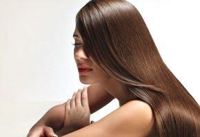 Горячее обёртывание волос