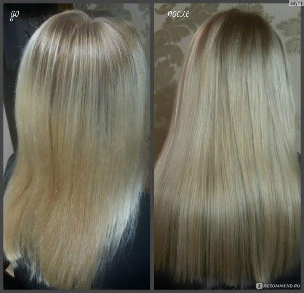 Фото до и после горячего обёртывания