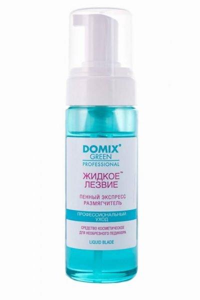 Экспресс-размягчитель «Жидкое лезвие» Domix серии Green Professional