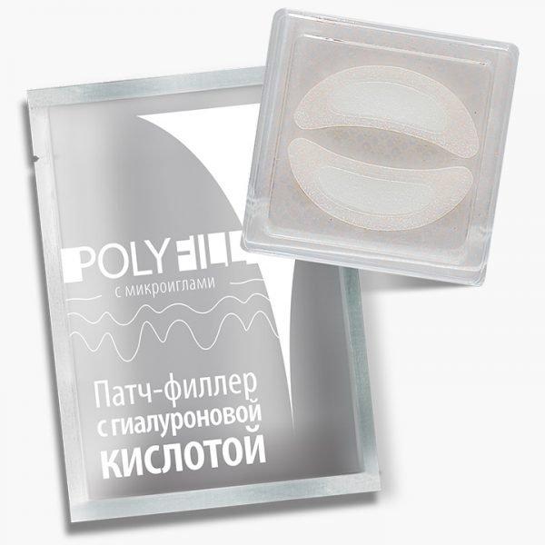 Premium PolyFill, «Патч-филлер с гиалуроновой кислотой»