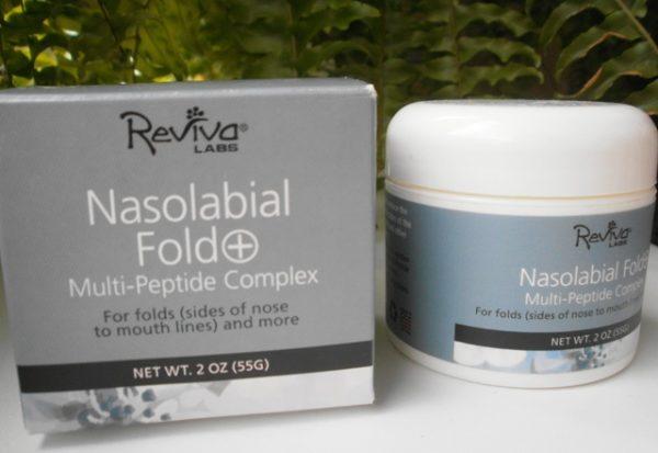 Крем для лица Reviva LABS Nasolobial Fold+ Multi-Peptide Complex
