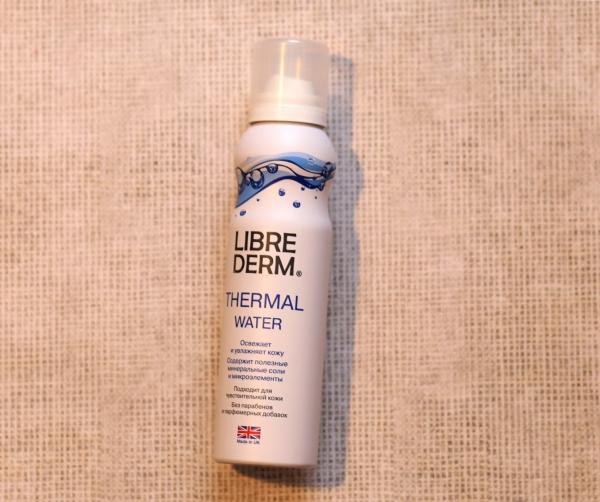 Термальная вода от Librederm