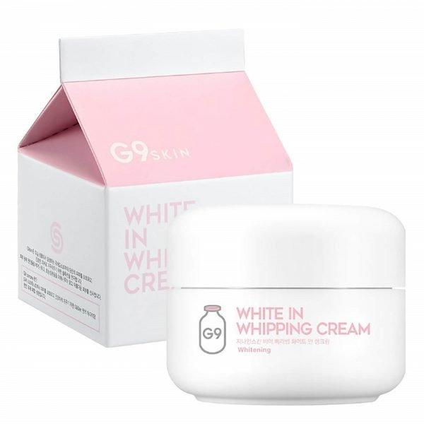 Berrisom G9 white in milk capsule eye cream