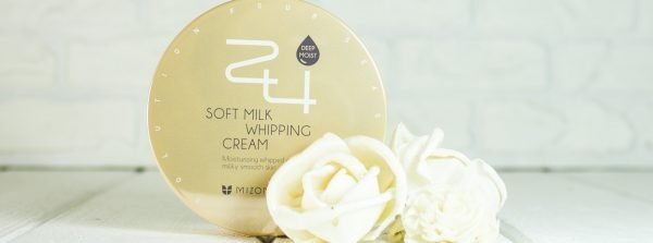 Mizon Soft milk whipping cream