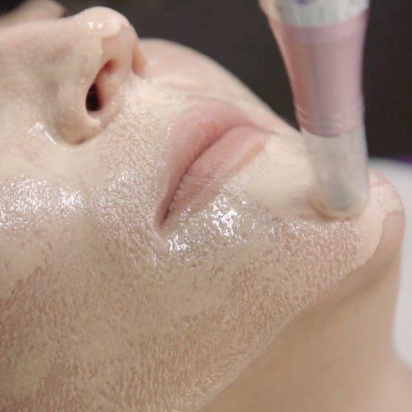BB Glow Treatment — обработка лица