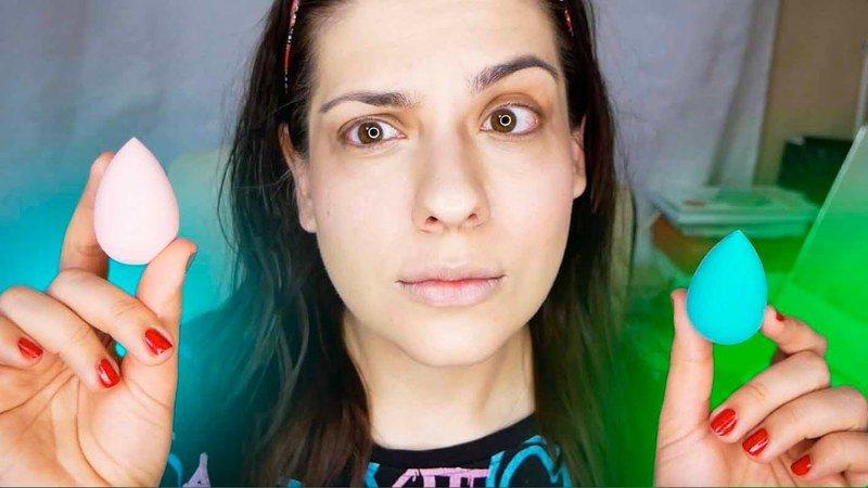 Как отмыть спонж от тонального крема и другой косметики: обзор проверенных способов