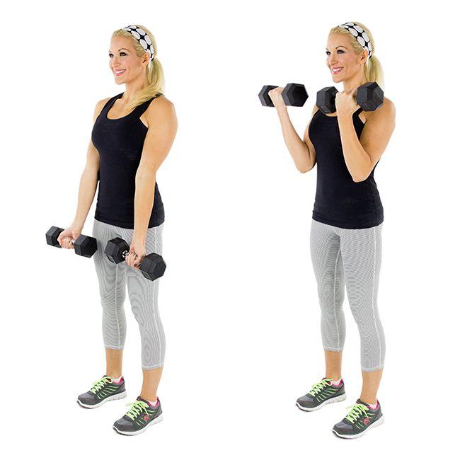 Упражнения Для Похудения Рук Фото. Сжигаем жир на руках. Комплекс упражнений для похудения рук