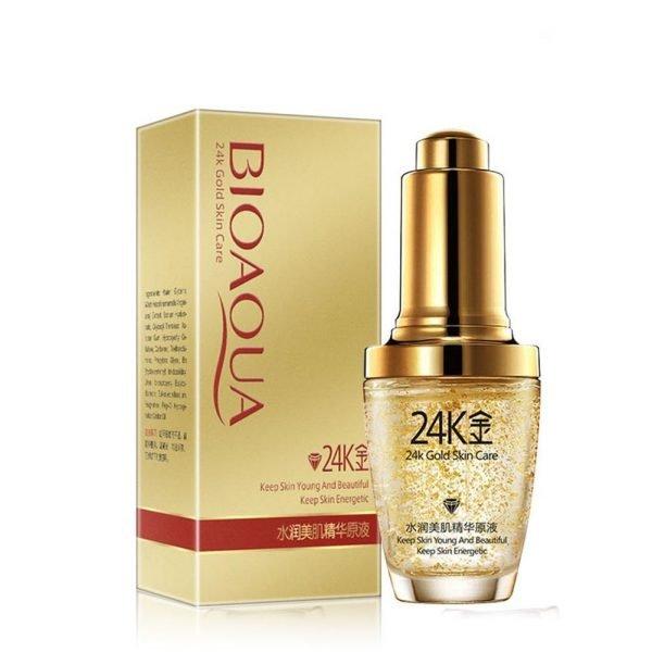 24K Gold Skin Care от BioAqua