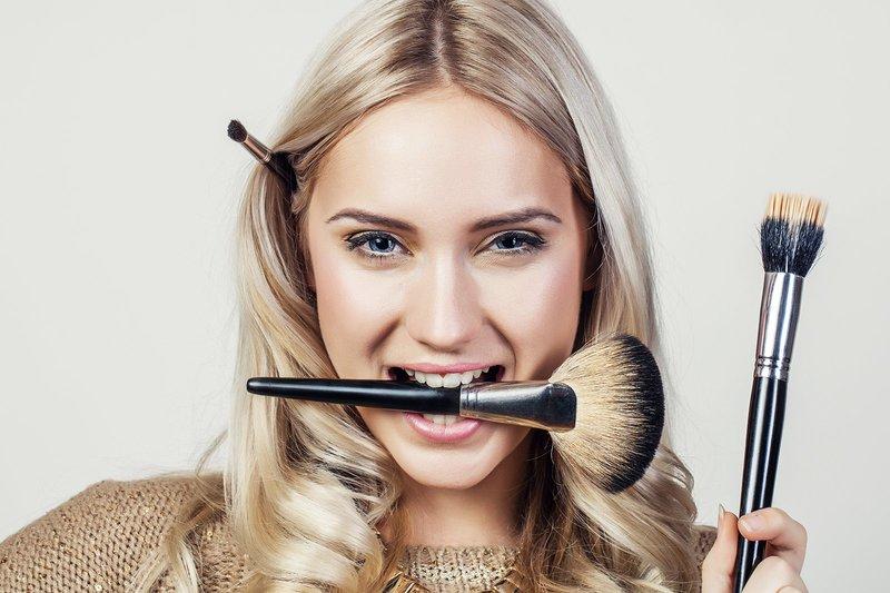 Кисти для макияжа: виды, назначение, выбор и использование
