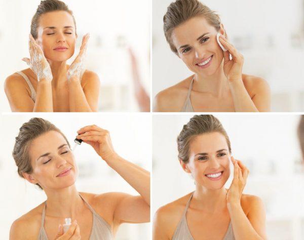 Как наносить сыворотку на лицо