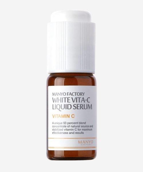 White Vita C Liquid Serum от Manyo Factory