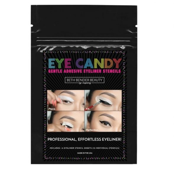 Трафареты Eye Candy Gentle Adhesive Eyeliner Stencils
