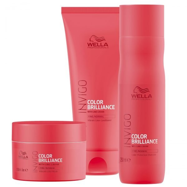 Линия Color Brilliance от Wella