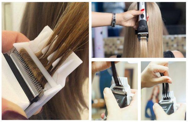 Шлифовка волос машинкой