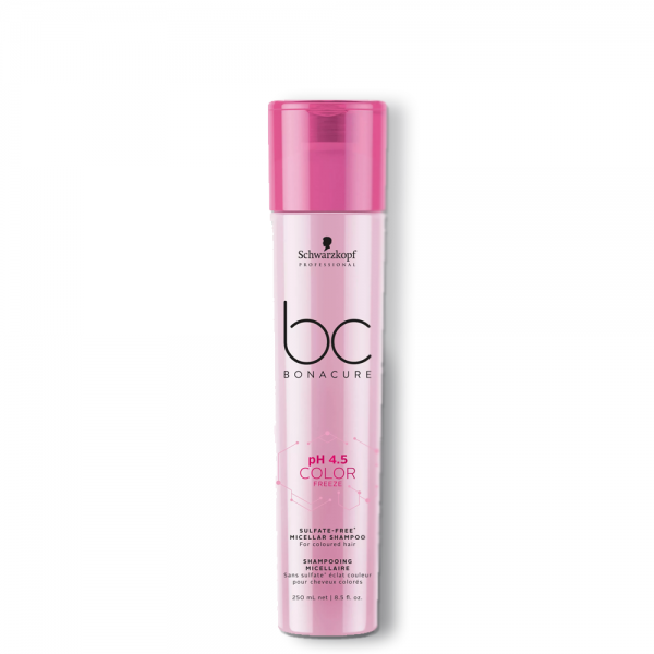 Bonacure Color Freeze Sulfate-Free Micellar Shampoo от Schwarzkopf
